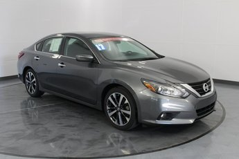 2017 Gray Nissan Altima 3.5 SL Automatic (CVT) 4 Door Sedan