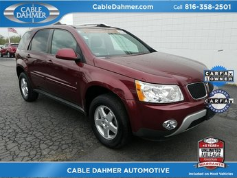 2009 Pontiac Torrent Base 4 Door Automatic 3.4L V6 Engine FWD