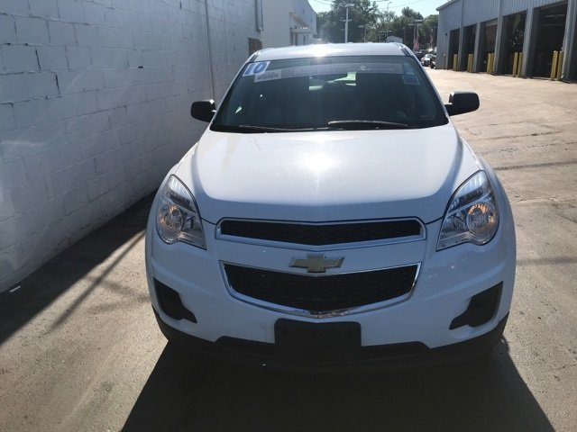 2010 Chevrolet Equinox LS FWD 4 Door Automatic SUV 2.4L 4-Cylinder SIDI DOHC Engine