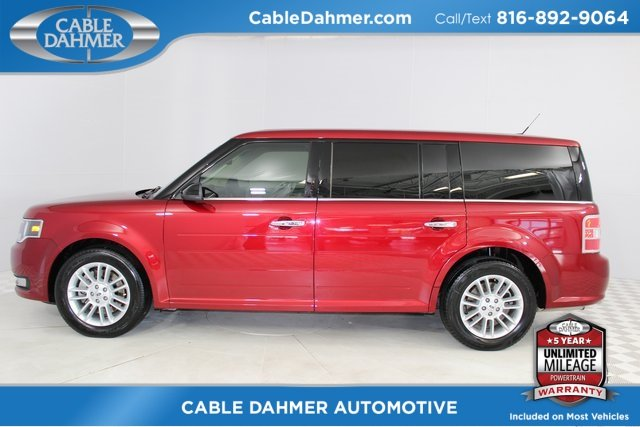 2015 Ford Flex SEL 3.5L V6 Ti-VCT Engine 4 Door FWD Automatic