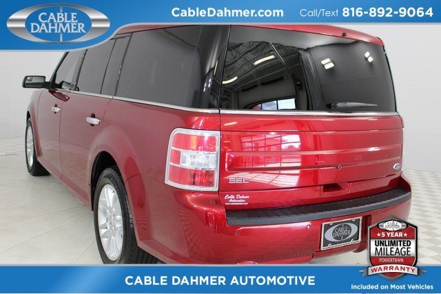 2015 Ford Flex SEL 4 Door Automatic SUV 3.5L V6 Ti-VCT Engine FWD