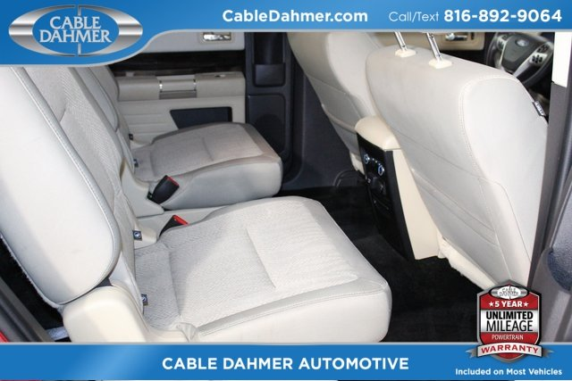 2015 Ford Flex SEL FWD Automatic 4 Door 3.5L V6 Ti-VCT Engine
