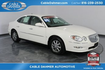 2008 White Opal Buick LaCrosse CX FWD Sedan 3.8L V6 SFI Engine 4 Door Automatic