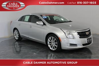 2017 Cadillac XTS Luxury Sedan FWD 4 Door 3.6L V6 DGI DOHC VVT Engine