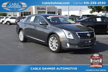2017 Cadillac XTS Luxury Automatic 3.6L V6 DGI DOHC VVT Engine 4 Door FWD