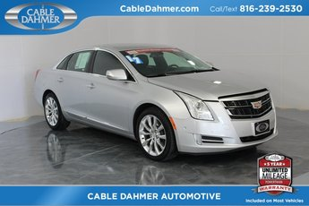 2017 Cadillac XTS Luxury Sedan Automatic FWD 3.6L V6 DGI DOHC VVT Engine