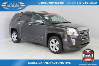 2015 Iridium Metallic (Gray) GMC Terrain SLT SUV 4 Door Automatic 2.4L 4-Cylinder SIDI DOHC VVT Engine FWD