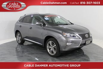 2015 Lexus RX 350 AWD SUV Automatic 4 Door