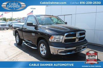 2014 Ram 1500 Tradesman RWD 2 Door Automatic 3.6L V6 24V VVT Engine Truck