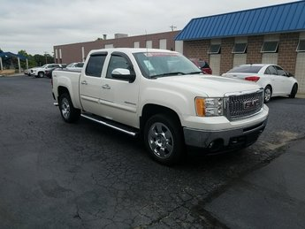 2011 GMC Sierra 1500 SLT Truck 4 Door Automatic 4X4 Vortec 5.3L V8 SFI VVT Flex Fuel Engine