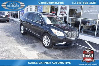 2015 Buick Enclave Premium SUV 4 Door Automatic 3.6L V6 SIDI VVT Engine AWD