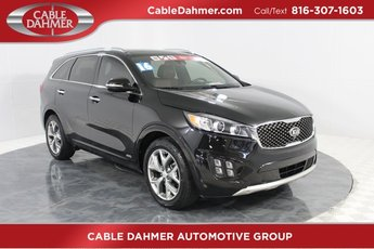 2016 Snow White Pearl Kia Sorento SXL SUV 2.0L DOHC Engine 4 Door