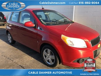 2009 Chevy Aveo5 LT w/1LT Automatic Hatchback FWD