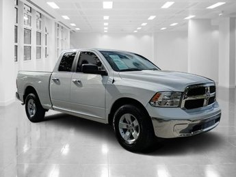 2016 Bright White Clearcoat Ram 1500 SLT 4 Door RWD Automatic
