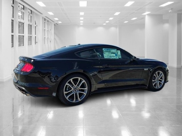 2018 Shadow Black Ford Mustang GT Premium 2 Door Automatic RWD Premium Unleaded V-8 5.0 L/302 Engine