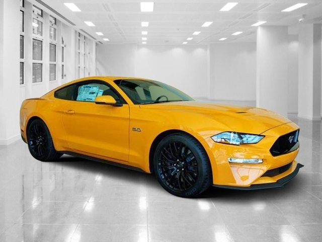 2019 Ford Mustang GT Premium Premium Unleaded V-8 5.0 L/302 Engine Coupe Manual 2 Door