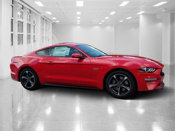 2019 Race Red Ford Mustang GT Coupe Manual RWD