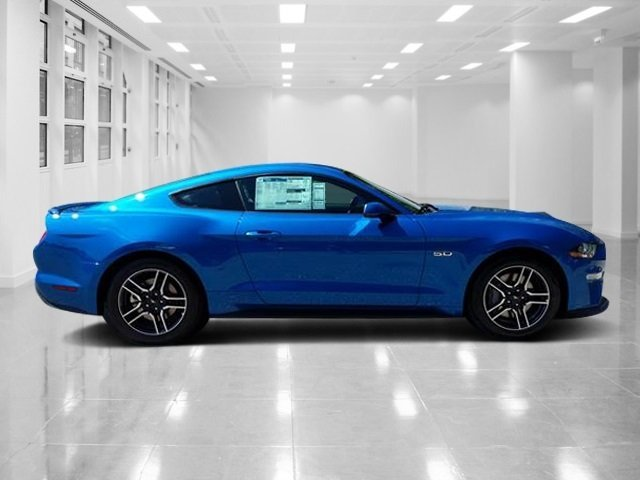 2019 Ford Mustang GT Premium Premium Unleaded V-8 5.0 L/302 Engine Automatic RWD