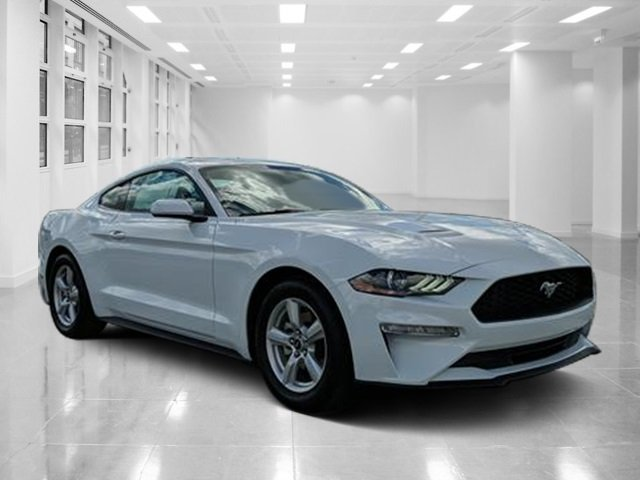 2019 Ford Mustang EcoBoost Coupe 2 Door Intercooled Turbo Premium Unleaded I-4 2.3 L/140 Engine Manual RWD