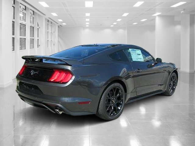 2019 Ford Mustang EcoBoost Premium 2 Door Coupe RWD Intercooled Turbo Premium Unleaded I-4 2.3 L/140 Engine