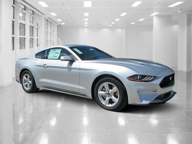 2019 Ford Mustang EcoBoost 2 Door Intercooled Turbo Premium Unleaded I-4 2.3 L/140 Engine RWD Automatic Coupe