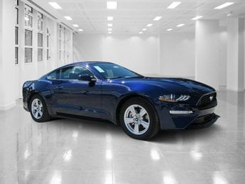 2019 Ford Mustang EcoBoost Intercooled Turbo Premium Unleaded I-4 2.3 L/140 Engine Coupe RWD