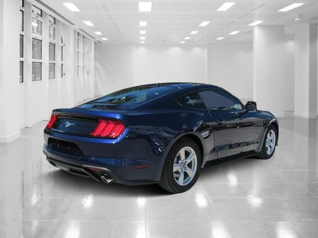 2019 Ford Mustang EcoBoost Intercooled Turbo Premium Unleaded I-4 2.3 L/140 Engine Automatic RWD