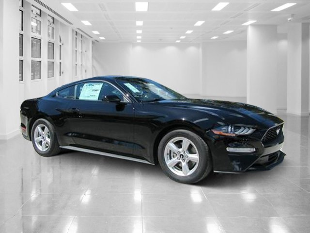 2019 Ford Mustang EcoBoost Intercooled Turbo Premium Unleaded I-4 2.3 L/140 Engine RWD Coupe Automatic 2 Door