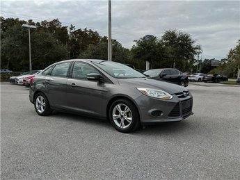 2014 Ford Focus SE 4 Door Regular Unleaded I-4 2.0 L/122 Engine FWD