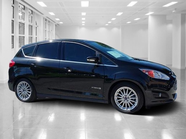 2015 Ford C-Max Hybrid SEL FWD Gas/Electric I-4 2.0 L/122 Engine 4 Door