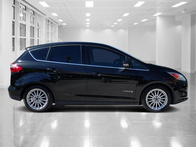 2015 Ford C-Max Hybrid SEL 4 Door Hatchback Gas/Electric I-4 2.0 L/122 Engine FWD Automatic (CVT)