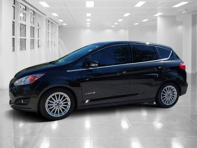 2015 Tuxedo Black Ford C-Max Hybrid SEL FWD Automatic (CVT) 4 Door Hatchback