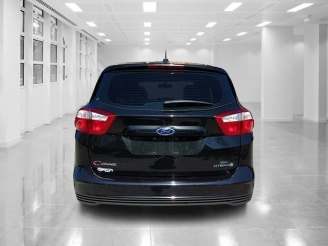 2015 Tuxedo Black Ford C-Max Hybrid SEL Automatic (CVT) FWD 4 Door Gas/Electric I-4 2.0 L/122 Engine Hatchback