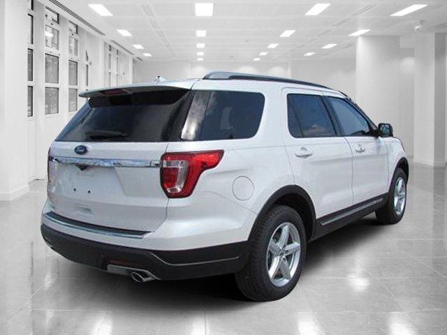 2018 Ford Explorer XLT Regular Unleaded V-6 3.5 L/213 Engine 4 Door Automatic SUV