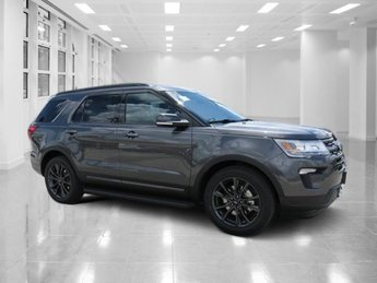 2018 Ford Explorer XLT Regular Unleaded V-6 3.5 L/213 Engine 4 Door SUV Automatic