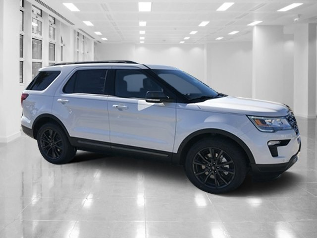 2019 Ford Explorer XLT FWD 4 Door Automatic Regular Unleaded V-6 3.5 L/213 Engine