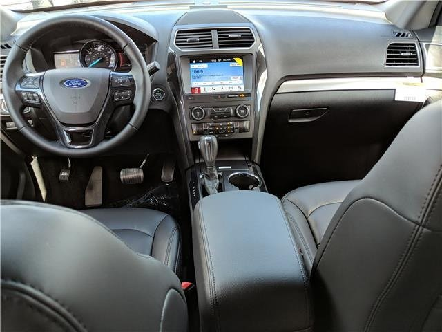 2019 Ford Explorer XLT SUV 4 Door FWD