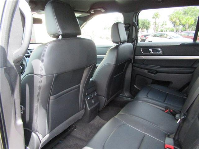 2018 Magnetic Metallic Ford Explorer XLT FWD Intercooled Turbo Premium Unleaded I-4 2.3 L/140 Engine SUV Automatic 4 Door