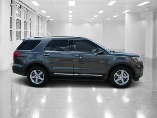 2018 Ford Explorer XLT Intercooled Turbo Premium Unleaded I-4 2.3 L/140 Engine FWD 4 Door SUV Automatic