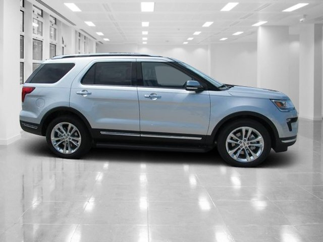 2018 Ford Explorer Limited 4 Door Automatic Intercooled Turbo Premium Unleaded I-4 2.3 L/140 Engine