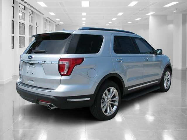 2018 Ford Explorer Limited FWD SUV 4 Door Automatic Intercooled Turbo Premium Unleaded I-4 2.3 L/140 Engine