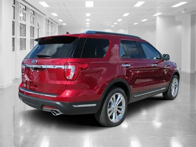 2018 Ford Explorer Limited Intercooled Turbo Premium Unleaded I-4 2.3 L/140 Engine 4 Door Automatic FWD SUV