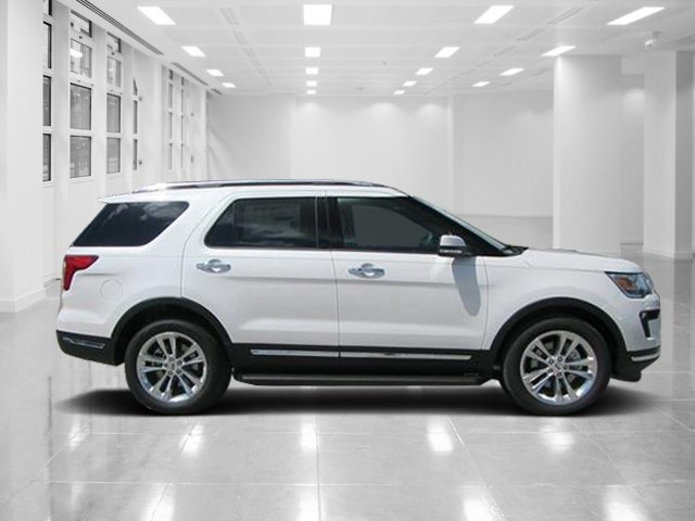 2018 Ford Explorer Limited 4 Door SUV FWD Intercooled Turbo Premium Unleaded I-4 2.3 L/140 Engine Automatic