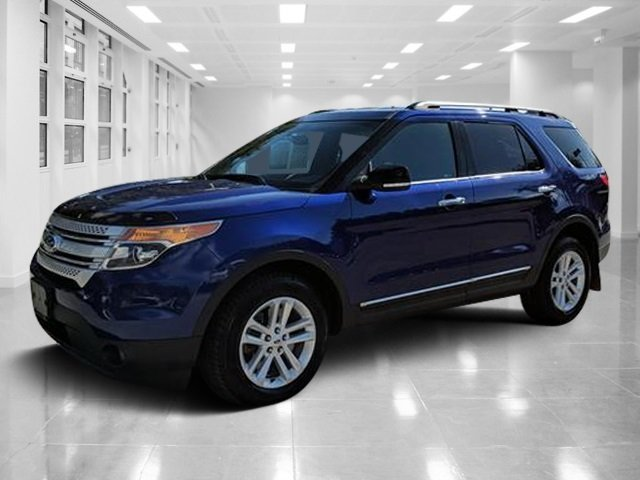 2015 Ford Explorer XLT AWD Automatic SUV