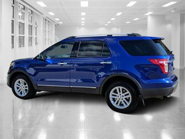 2015 Ford Explorer XLT Regular Unleaded V-6 3.5 L/213 Engine 4 Door Automatic AWD SUV