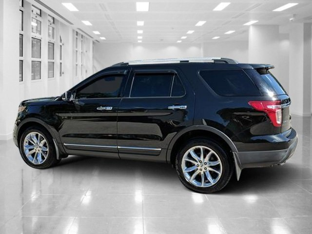 2013 Tuxedo Black Metallic Ford Explorer Limited Gas V6 3.5L/213 Engine AWD Automatic