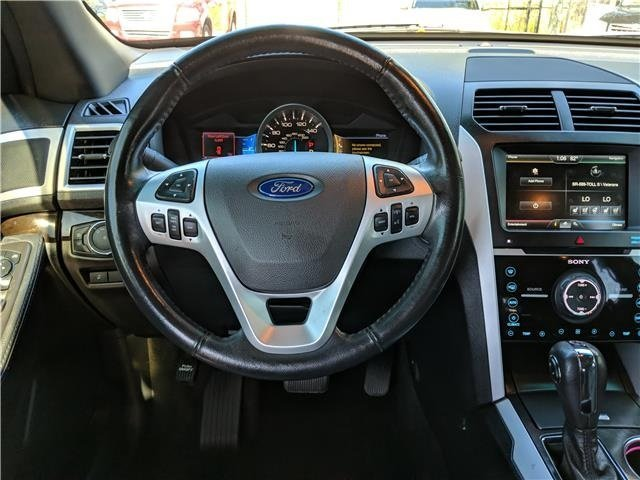 2013 Ford Explorer Limited AWD Automatic SUV 4 Door