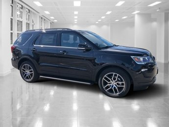 2019 Ford Explorer Sport SUV Automatic Twin Turbo Premium Unleaded V-6 3.5 L/213 Engine AWD 4 Door