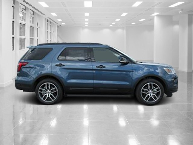 2018 Ford Explorer Sport AWD Twin Turbo Premium Unleaded V-6 3.5 L/213 Engine 4 Door SUV