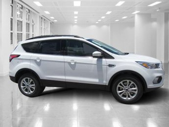 2018 Ford Escape SE Automatic Intercooled Turbo Regular Unleaded I-4 1.5 L/91 Engine SUV 4X4